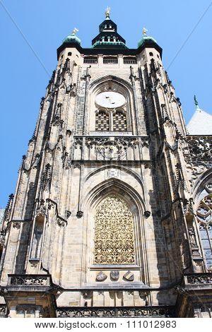 historical building , Prague, travel photo