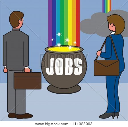 Pot of Jobs