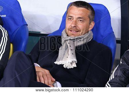 Maccabi Tel-aviv Manager Slavisa Jokanovic