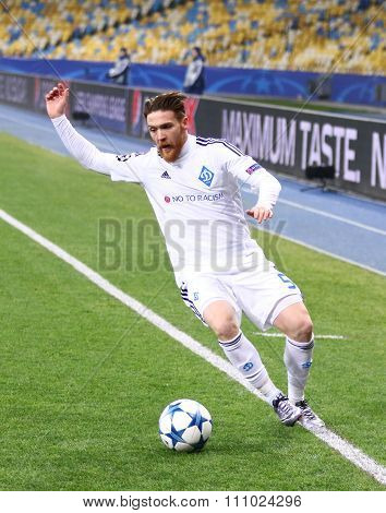 Antunes Of Fc Dynamo Kyiv