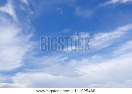 Amazing Summer Cloudscape