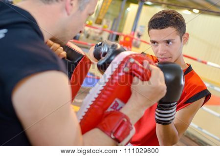 boxing training
