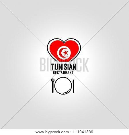 i love tunisian restaurant icon