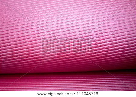 Fitness Yoga And Pilates Foam Gym Mat