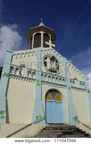 Picturesque Church Of Riviere Pilote In Martinique
