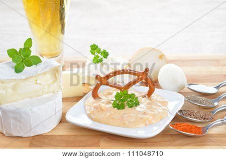 Bavarian obazter