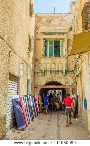 The Draperies Of Sfax