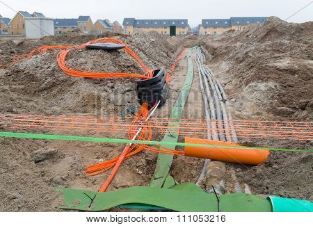 Cables In The Ground