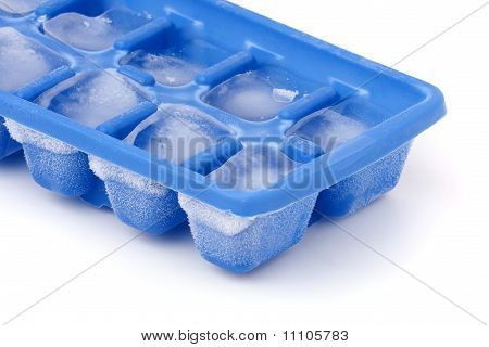 Frozen Ice Cube Tray
