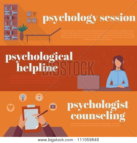 Psychologist Office For Counseling, Online Psychotherapy Helpline