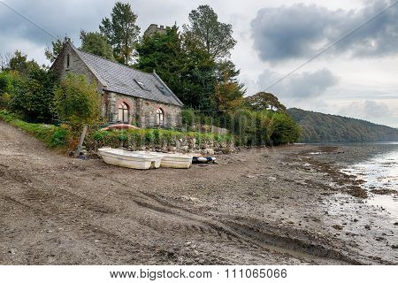 St Winnow In The Cornish Countryside