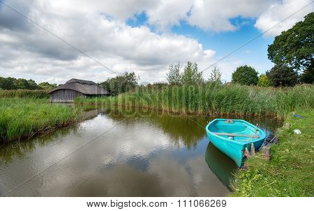 Summer On The Norfolk Broads