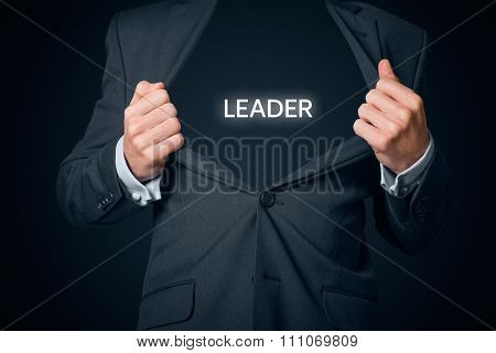 Leader And Ceo