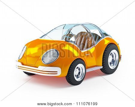 toy futuristic car
