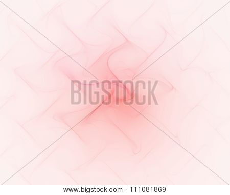 Abstract Rose Background With Magenta Pleated Flower Texture