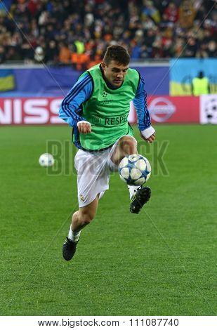 Mateo Kovacic Of Real Madrid