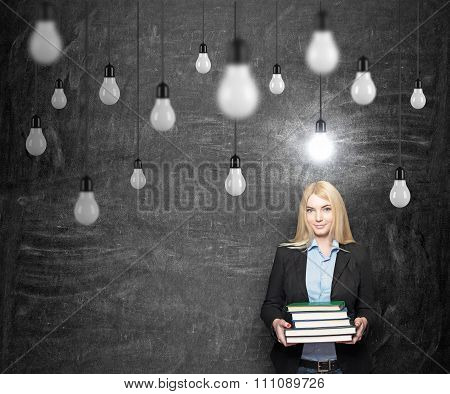 Woman In Search Of Solution