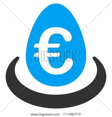 Euro Deposit Icon