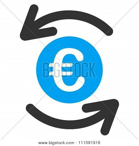 Refresh Euro Balance Icon