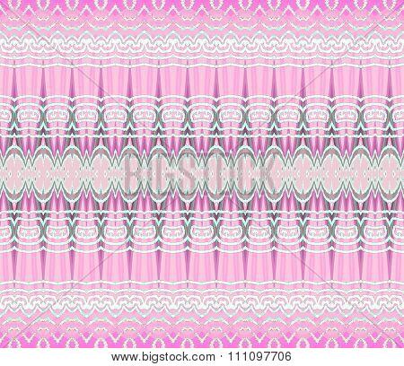 Seamless pattern pink violet