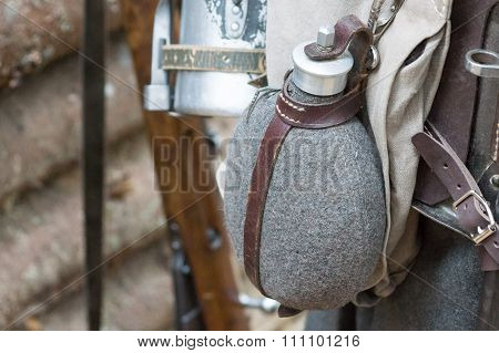 Military Canteen Bottle