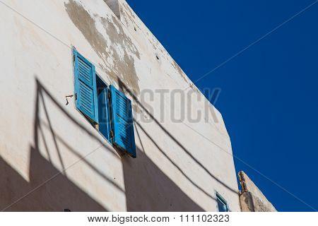 Street In Medina Of Essaouira