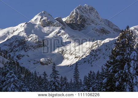 Sunrice at Malyovitsa peak, Rila Mountain