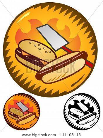 Cookout Emblem