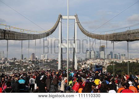 37Th Vodafone Istanbul Marathon