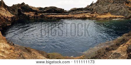 Natural Sal Water Pool