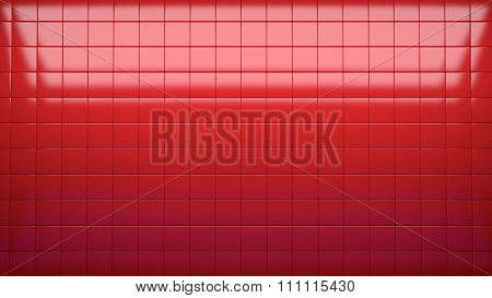 Abstract image of cubes pattern background with perspective