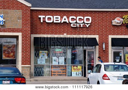 Tobacco City