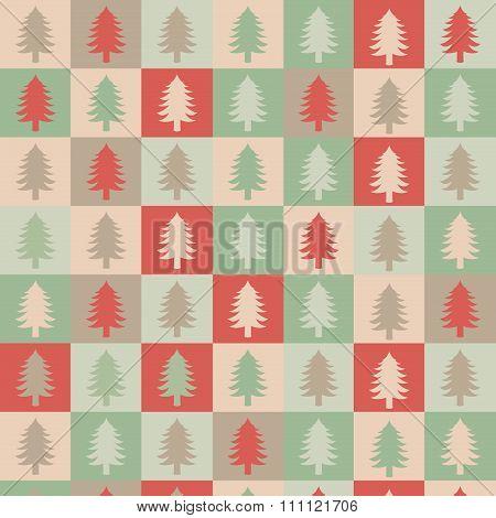 Holiday Tree Illustration