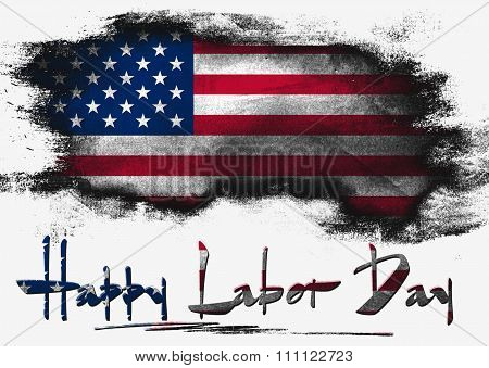 Flag Of United States, Labor Day