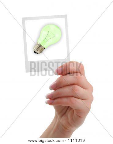Concept Of A New Idea