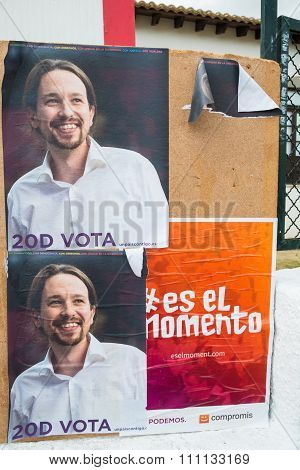 Spanish Elections 2015