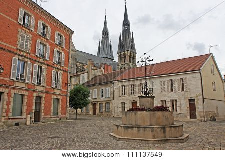 Town Square, Chalons-en-Champagne