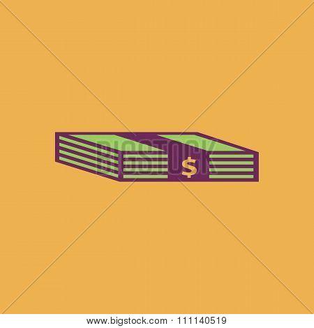 Bundle of Dollars icon