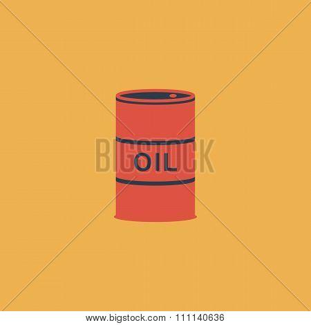 barrels of oil icon