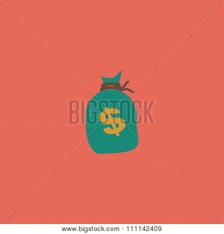 sack of dollars