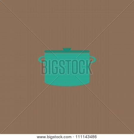 kitchen icon of pan