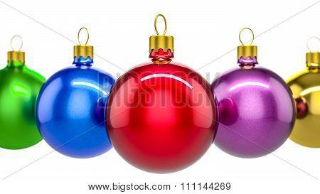 Christmas ornament  balls