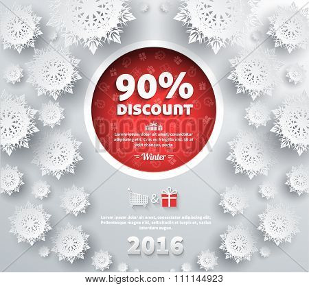 Winter Discount Best Choice Design Flat