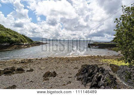 Kenmare River In Parknasilla.