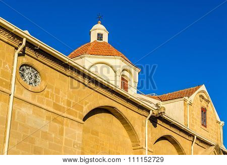 Faneromeni Greek Orthodox Church In Nicosia - Cyprus