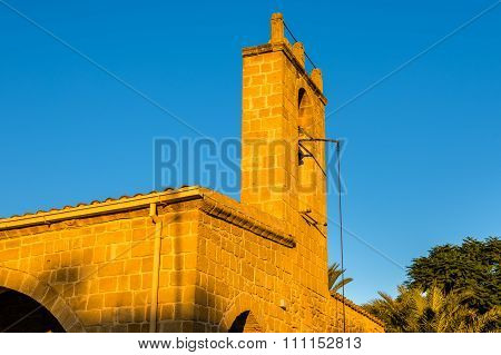 Details Of Panagia Chrysaliniotissa Church - Nicosia, Cyprus