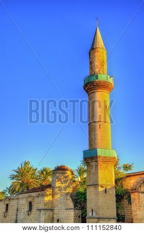 Omeriye Mosque In Nicosia - Cyprus