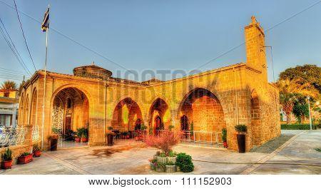 Panagia Chrysaliniotissa Church In Nicosia - Cyprus