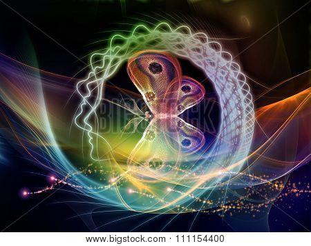 Speed Of Inner Lines