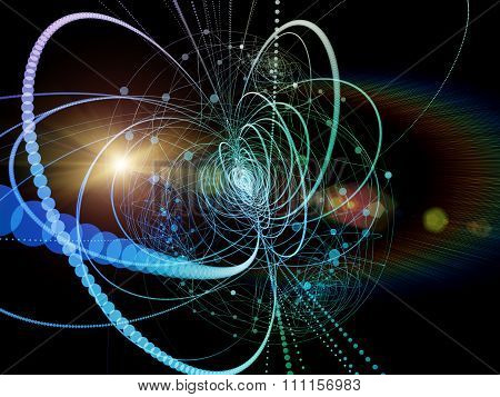 Virtual Wave Particle